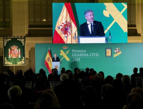 Premios Guardia Civil 2019