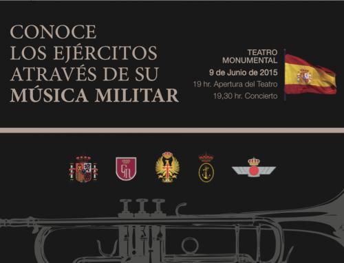 Cartel publicitario Ministerio de Defensa