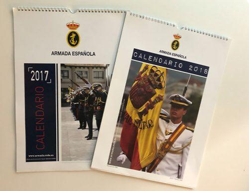 Calendarios Armada Española