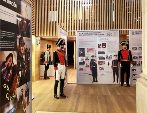 Guardia Civil, Salamanca